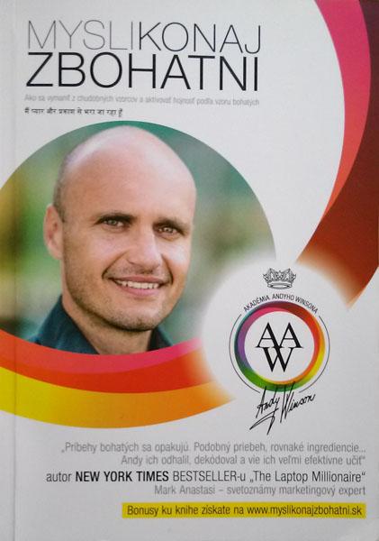 Mysli Konaj Zbohatni - Andy Winson