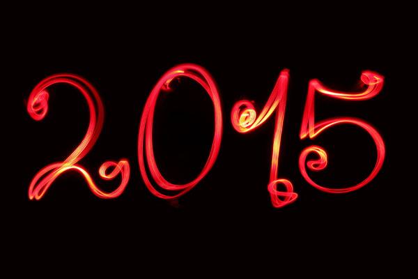 Novoročenka 2015 - světlušky