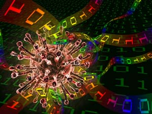 PC virus, hackeři - titulka