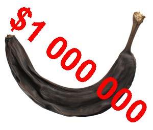 Shnilý banán - titulka