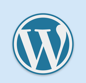 WordPress - logo 300