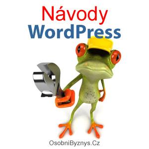 Návody WordPress pro začátečníky