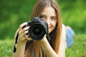 Živte se tím co milujete - fotografka