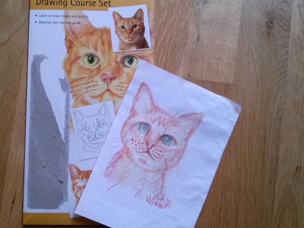 lidl-infoprodukt-kurz-kreslení-kočky